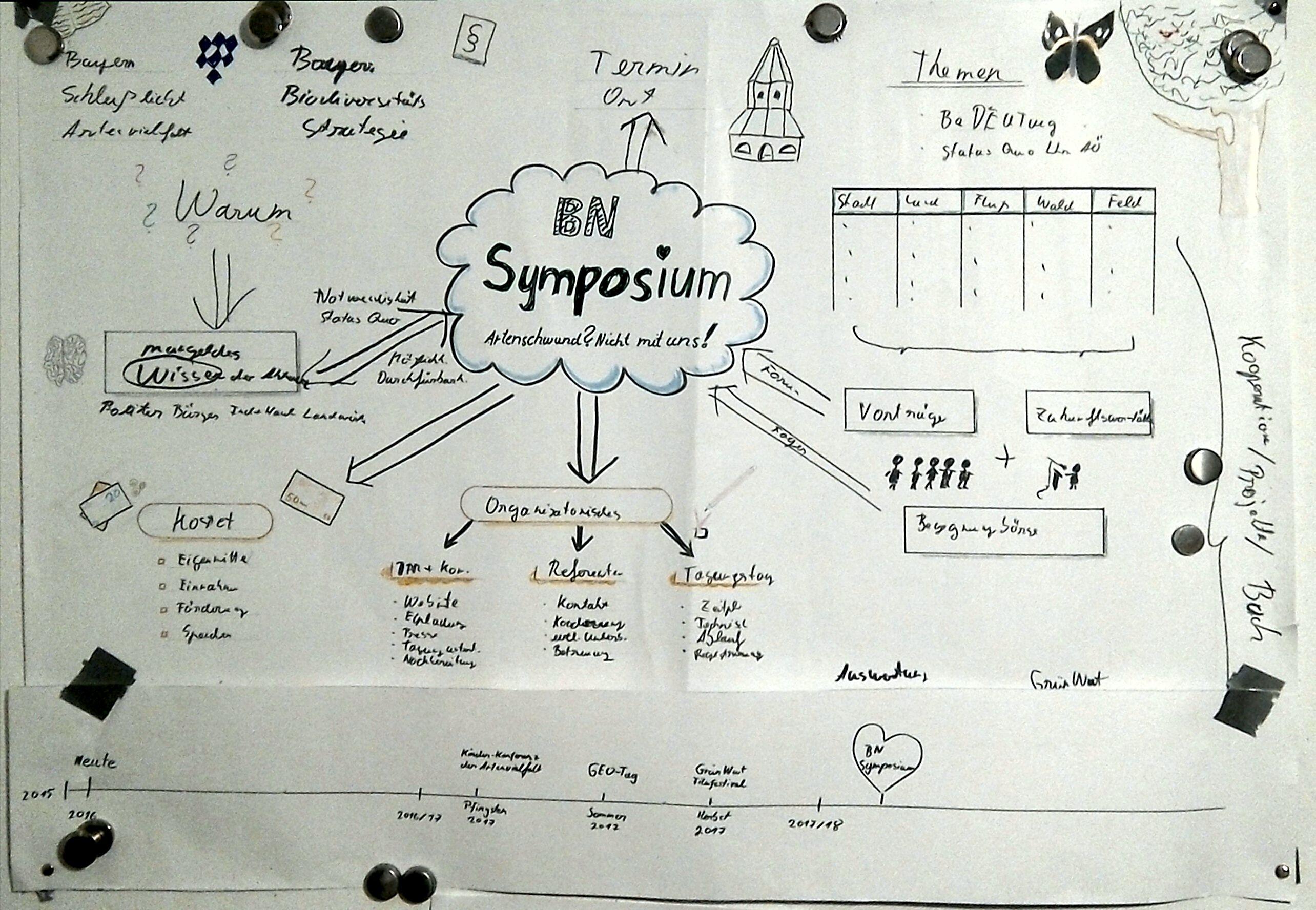 Ablaufschema Symposium