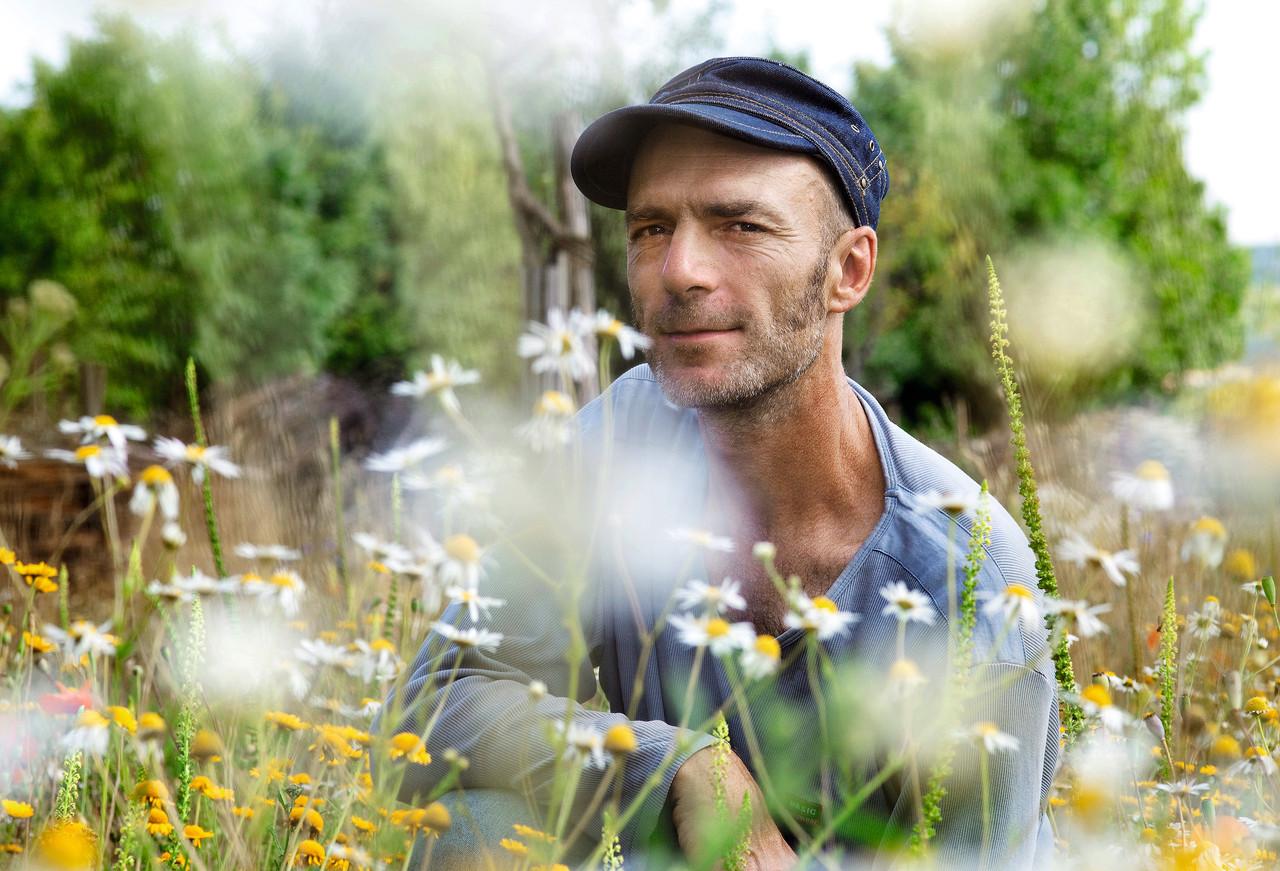 Markus Gastl vom Hortus Insectorum